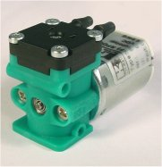 NF5 - the world's smallest diaphragm liquid pump by KNF Flodos