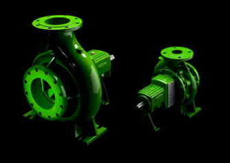 SNE high efficiency pumps range (Image: Rovatti)