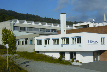 New KSB site in Switzerland: Smedegaard factory in Beinwil am See (Image: KSB)