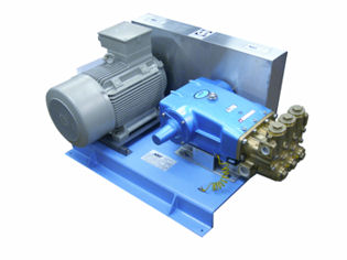 Cat Pumps offer bareshaft pumps for use in both Zone 2 and Zone 1 areas