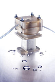 Micropump for conveying liquids and gases (Image: 2E mechatronic)