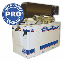 high pressure pump series Streamline Pro (Image: KMT Waterjet Systems)