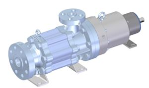 New High Pressure Side Channel Pump SHP