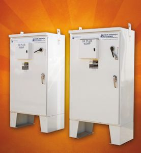 R&M Energy Systems Guardian® II Variable Speed Drive (Image: Robbins & Myers Energy Services Group)