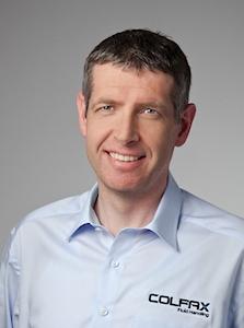 Gunter Connert Is Direct Sales Manager at Colfax Fluid Handling