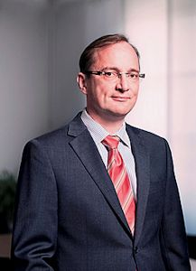 New CEO Dr. Gerald Karch (Image: Putzmeister)