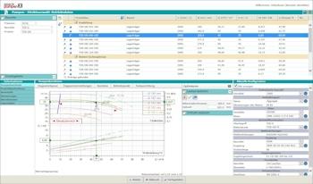 Spaix 4 Pumps ist eine leistungsfähige Anwendung zur computergestützten Auswahl und Konfiguration von Kreiselpumpen. Darüber hinaus leistet die Software wertvolle Unterstützung während des gesamten Vertriebsprozesses. (Foto: VSX - VOGEL SOFTWARE GmbH)