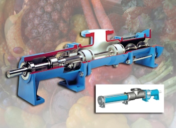 The CSF range of progressive cavity pumps (Image: Pump Engineering)