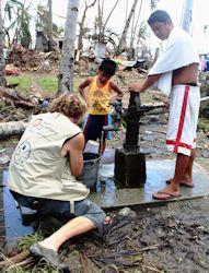 VSX hat den arche noVa - Initiative für Menschen in Not e.V. mit einer finanziellen Spende bei der Umsetzung der humanitären Hilfe in Krisengebieten unterstützt (Foto: Sven Seifert |arche noVa — Initiative für Menschen in Not e.V.)