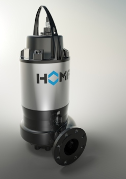 High Efficiency Due to Optimized Motors and Hydraulics: HOMA Introduces New Submersible Pump Generation (Image: Homa Pumpenfabrik)
