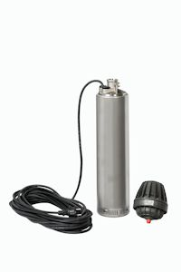 Ixo-Pro, the fully automatic submersible pump for rainwater harvesting (© KSB Aktiengesellschaft, Frankenthal)