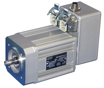The VD series of high-efficiency IE3 three-phase induction motors with rated power up to 370 W. (Image: WEG)