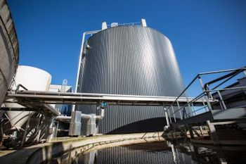Remo-Frit plant featuring Global Water Engineering technology (Image: Global Water Engineering)