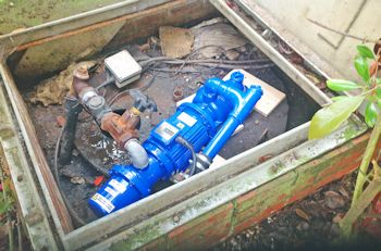 NOV Mono has demonstrated its ability to support its outstanding pump products with reliable installation services by supplying a Grifter combined macerator and pump unit to the Yellowfoot Experience at Eton in Berkshire. UK. (Image: NOV Mono)