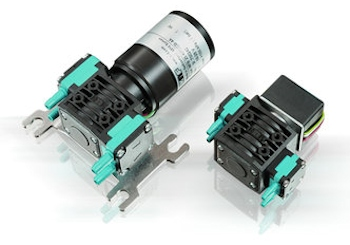 NSB Pump Series from KNF (Image: KNF Neuberger GmbH)