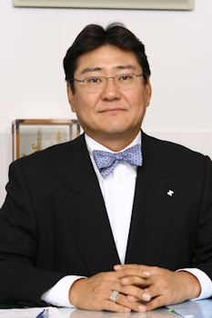 Hisashi Furuichi, CEO of Primix (Image: Watson-Marlow Fluid Technology Group)