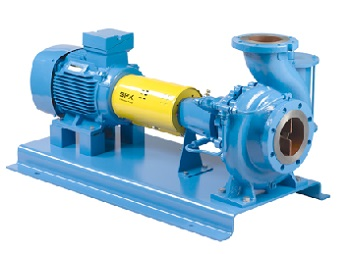 Marine Self-priming Pump That Does Not Require External Vacuum System (Image: SPX)