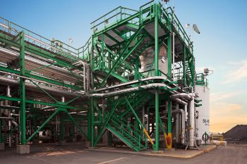 CRC´s Wastewater Improvement Project plant using GE technologies (Image: GE Power)