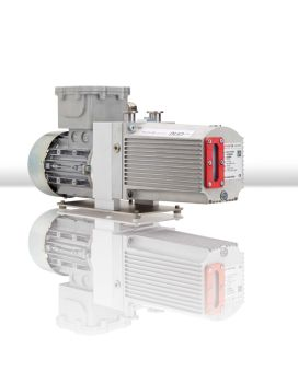 Pfeiffer Vacuum magnetically coupled rotary vane pump with Atex certification (Image: Pfeiffer Vacuum GmbH)