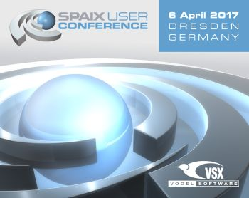 In April 2017 VSX – Vogel Software organizes the third edition of the Spaix User Conference, a user-related conference to Spaix users and prospective customers. (Image: VSX – Vogel Software GmbH)