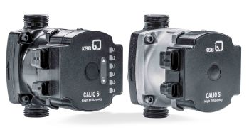 The new Calio SI pumps are specially designed to meet the requirements of OEMs. (Image: KSB Aktiengesellschaft)