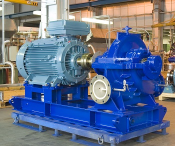 Low-price manufacturers from Asia are attempting to derive benefit from the good reputation of products such as this Omega pump from KSB. (Image: KSB)