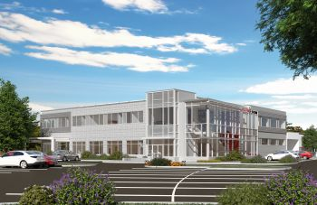 Breaking ground for new state-of-the-art building at the headquarters of Pfeiffer Vacuum subsidiary in North America (Image: Pfeiffer Vacuum GmbH)