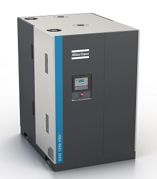 Atlas Copco has launched a new DZM multiple dry claw vacuum pump system offering a powerful combination of energy efficiency, reliability and ease of installation. (Image: Atlas Copco)