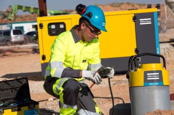 All the new WEDA+ models incorporate the proven features associated with the long-established WEDA range of medium and large pumps (Image: Atlas Copco)