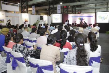 The top experts in the Indian environmental sector are also discussing importing topics during the supporting program (Image: IFAT India)