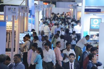 Full course at IFAT India 2017 (Image: IFAT India)