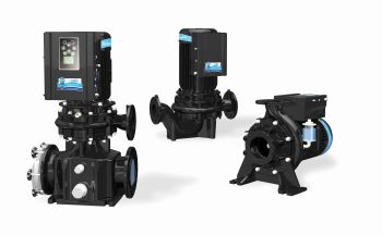 Maximum effectiveness and energy efficiency: the new herborner.max pumps – herborner.Fmax, herborner.Xmax and herborner.Dmax. (Image: Herborner Pumpentechnik)
