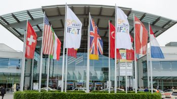 More than 3,100 exhibitors will attend the 2018 edition of IFAT (Image: Messe München)
