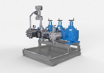 New performance rating of 15 kw added to diaphragm metering pump series ccuart Gallery