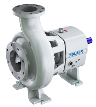 New CPE ANSI process pump. (Image: Sulzer)