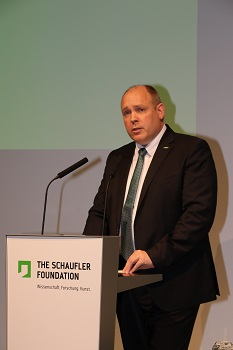 Rainer Große-Kracht, Member of the Board and Chief Technology Officer at Bitzer, opened the colloquium. (Image: Bitzer)