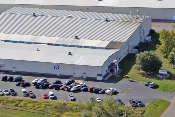Waukesha Bearings manufacturing facility in Antigo, Wisconsin (Image: Waukesha Bearings)