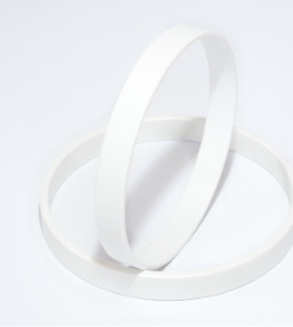 The casing wear rings (Image: Vesconite Bearings)