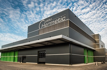 New Production facility (Image: Hermetic-Pumpen GmbH