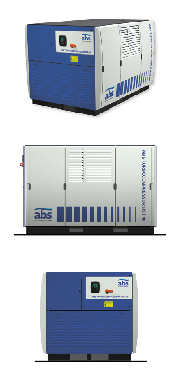 ABS turbocompressor HST 40
