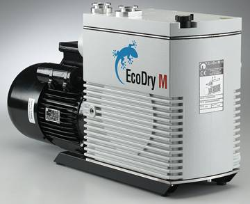 EcoDry M: The Modular Dry Roughing Pump Series for Clean Applications <br>