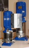 DPVE high pressure centrifugal pumps from dp pumps