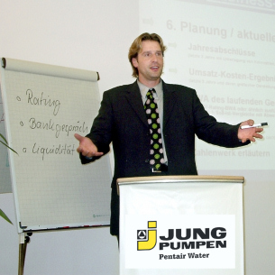 jung pumpen seminar st rkt das handwerk. Black Bedroom Furniture Sets. Home Design Ideas