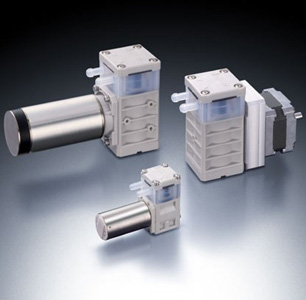 Namiki diaphragm pumps