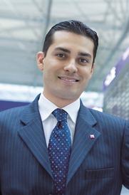 <b>Diego Peña</b> Rey, Managing Director of newly established Pfeiffer Vacuum <b>...</b> - pfeiffer110224