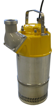New dewatering pump P3001 SH (Photo: Pumpex)