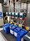 Five Qdos 30 chemical metering pumps from Watson-M...