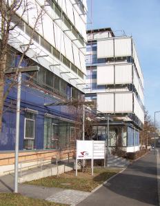 Seit November 2007 ist der Firmensitz von VSX – VOGEL SOFTWARE im Dresdner Stadtteil Plauen zu finden (Foto: VSX – VOGEL SOFTWARE).