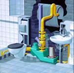 Simple Installation of Sewage Lifting Systems