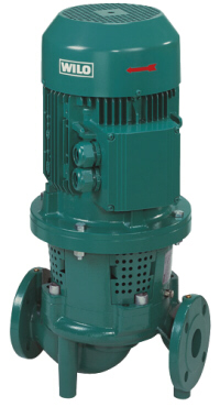 Innovative Inline and Block Pump Series by Wilo